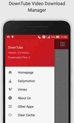 DownTube Free Video Downloader 1