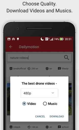 DownTube Free Video Downloader 3