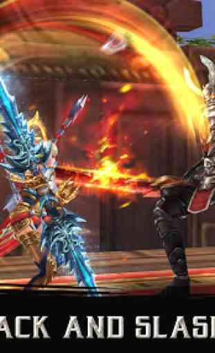 Dynasty Blades: Warriors MMO 2
