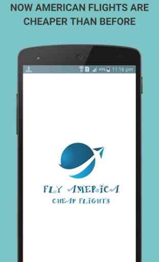 Fly America - Cheap Flights 1