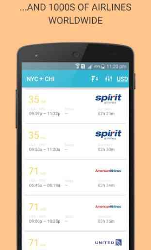 Fly America - Cheap Flights 3