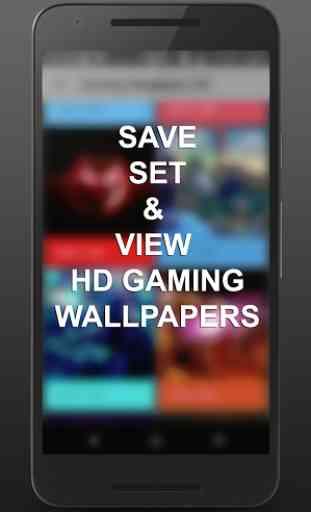 Gaming Wallpapers HD 3