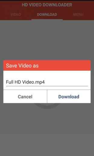 HD Video Downloader 2