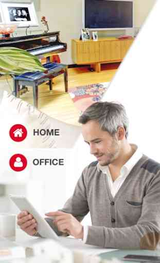 Home Security Monitor System 2