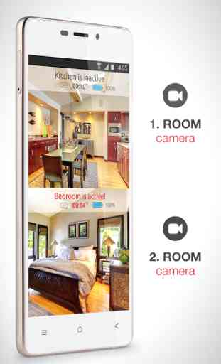 Home Security Monitor System 4