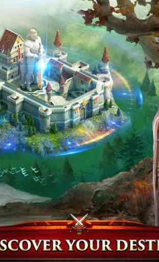King of Avalon: Excalibur War 1