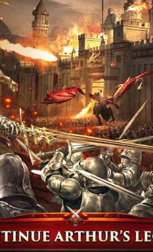 King of Avalon: Excalibur War 3