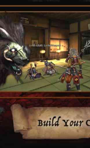 RPG IZANAGI ONLINE MMORPG 3