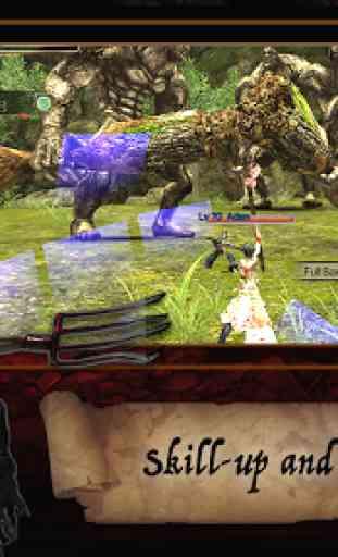 RPG IZANAGI ONLINE MMORPG 4