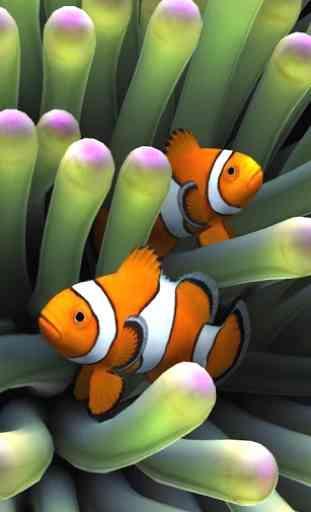 Sim Aquarium Live Wallpaper 1