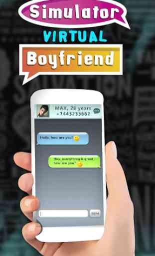 Simulator Virtual Boyfriend 1