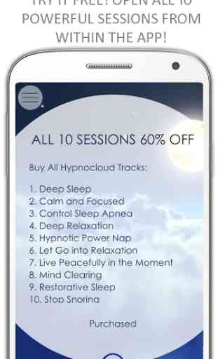 Sleep & Relaxation Hypnosis 2