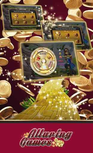 Slots of Oz 3