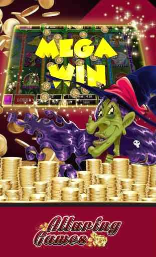 Slots of Oz 4