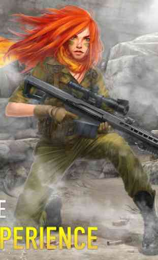 Sniper Arena: PvP Army Shooter 1