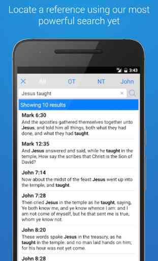Tecarta Bible 3