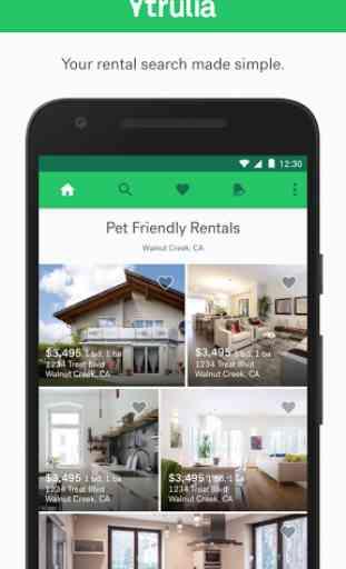 Trulia Rent Apartments & Homes 1