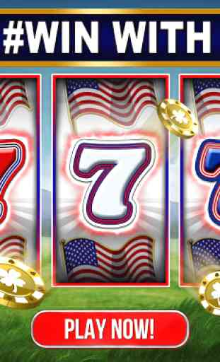 Trump vs Hillary Slot Games! 3