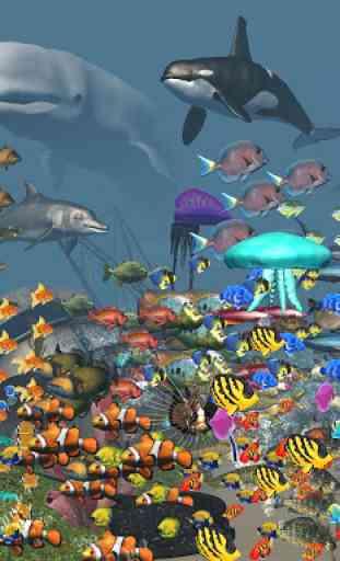 VR Ocean Aquarium 3D 1