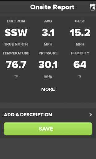 Wind & Weather Meter 2