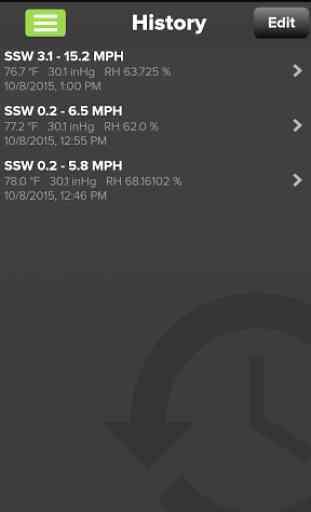 Wind & Weather Meter 4