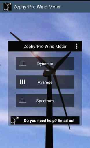 ZephyrPro Anemometer 1