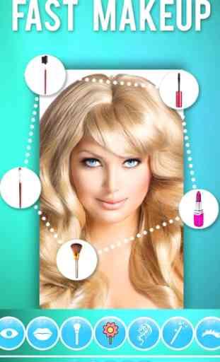 You Makeup Salon Photo Editor 1