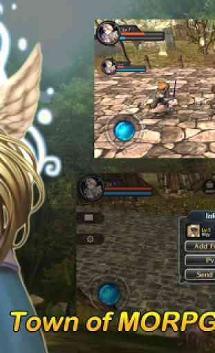 ★ 3D MO RPG Heaven Sword II  ★ 4