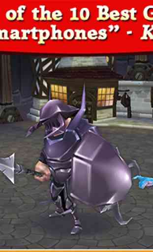 Arcane Legends MMO-Action RPG 2