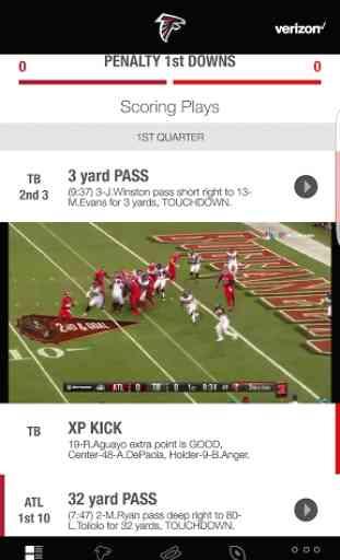 Atlanta Falcons Mobile 3