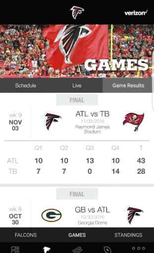 Atlanta Falcons Mobile 4