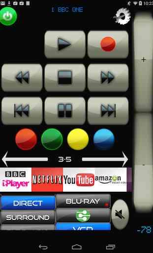 AVR Remote for Harman Kardon 2