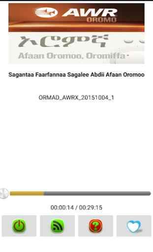 AWR Oromo Radio 1