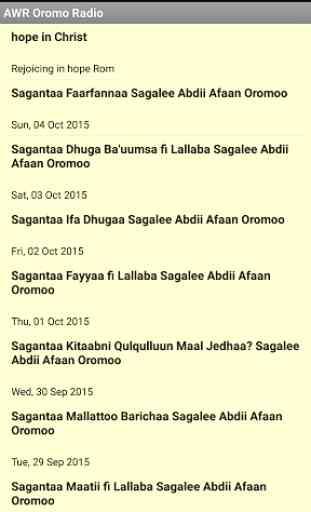 AWR Oromo Radio 2