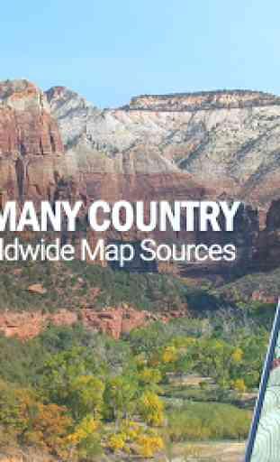 BackCountry Navigator TOPO GPS 2