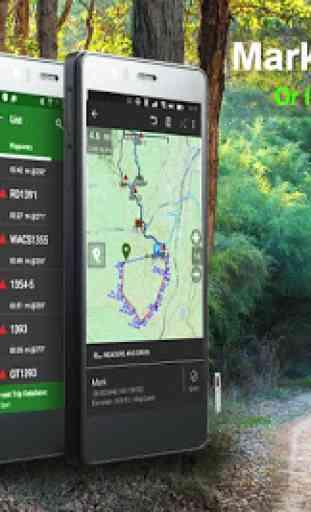 BackCountry Navigator TOPO GPS 4