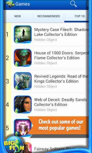 Big Fish Games App 4