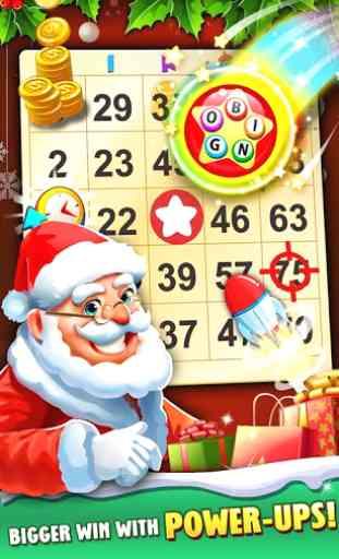 Bingo Holiday:Free Bingo Games 1