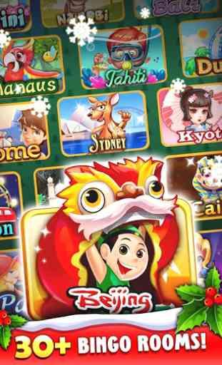 Bingo Holiday:Free Bingo Games 3
