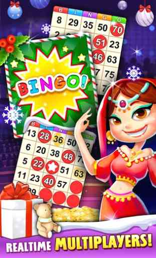 Bingo Holiday:Free Bingo Games 4