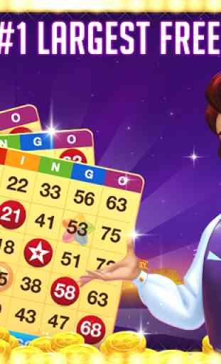 Bingo Superstars - Free Bingo 1