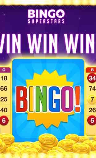 Bingo Superstars - Free Bingo 3
