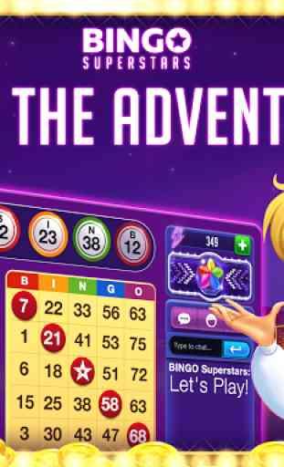 Bingo Superstars - Free Bingo 4