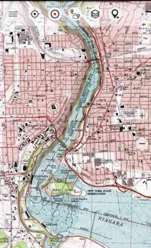 Canada Topo Maps Free 4