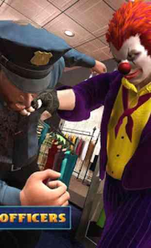 Christmas Clown Robbery Master 1