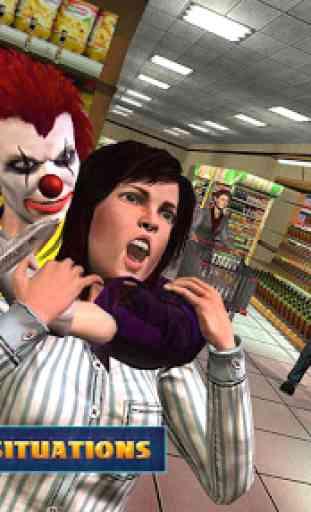 Christmas Clown Robbery Master 2