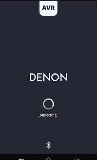 Denon 500 Series Remote 4