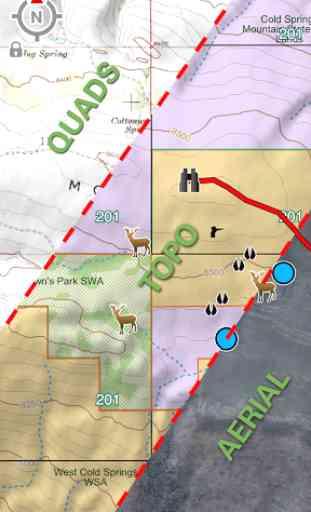 Earthmate – GPS with Topo Maps 1
