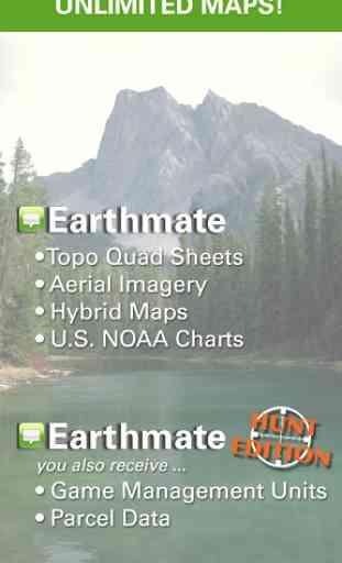 Earthmate – GPS with Topo Maps 2