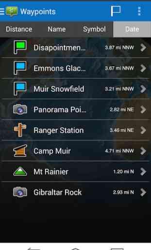 Earthmate – GPS with Topo Maps 4